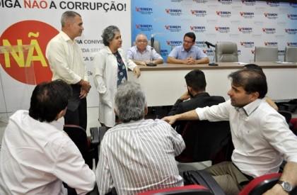 Médicos suspendem atendimentos e procedimentos via IPMT / PLANTE