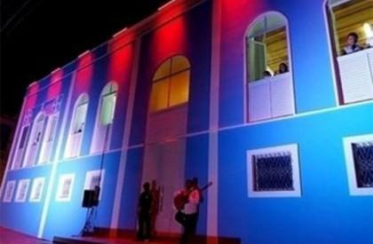 Palácio da Cultura recebe apresentações culturais a partir desta...