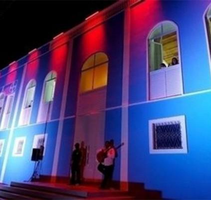 Palácio da Cultura recebe apresentações culturais a...