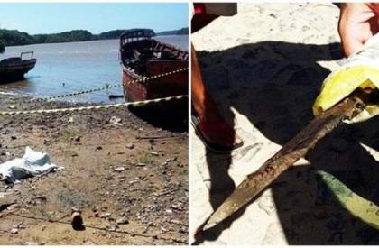 Pescador é assassinado a golpes de facão após briga em Luís Correia