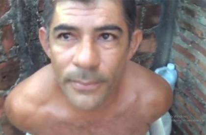 Polícia prende homem acusado de estuprar criança de 6 anos