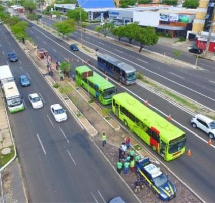 PRF apreende 11 veículos irregulares durante fiscalização...