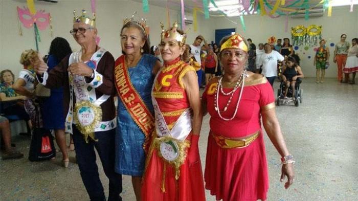 Seletiva para o Rei e Rainha da Terceira Idade acontece nesta sexta (5)