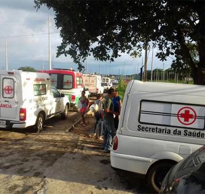 PRF apreende ambulâncias de municípios do Piauí