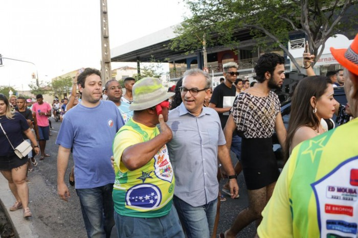 Bloco Vaca Atolada reúne multidão na zona norte de Teresina