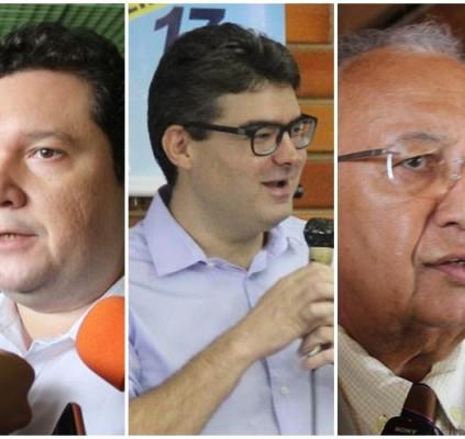 Evento do PSL expõe 'unidade' de pré-candidatos...