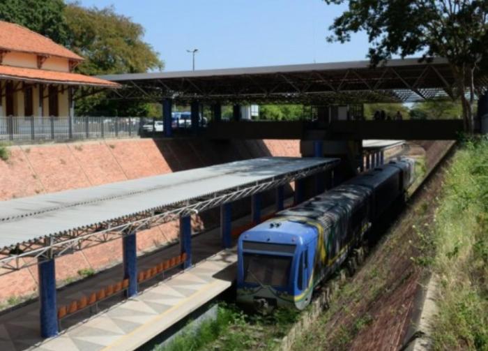 Governo compra 3 trens para transporte ferroviário de THE