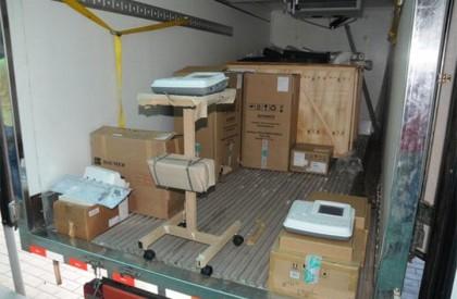 HGV e Maternidade Evangelina Rosa recebem novos equipamentos
