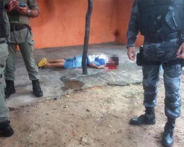 Homem é assassinado com três tiros em Parnaíba