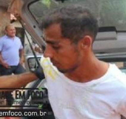 Homem é encontrado quase 'retalhado' após luta...