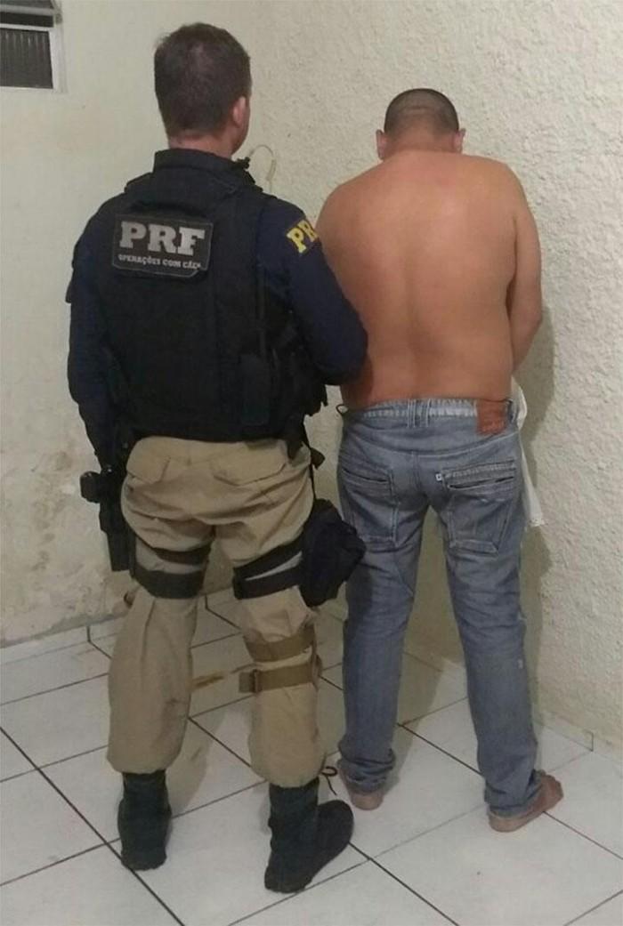Homem é preso acusado de furto qualificado em Floriano