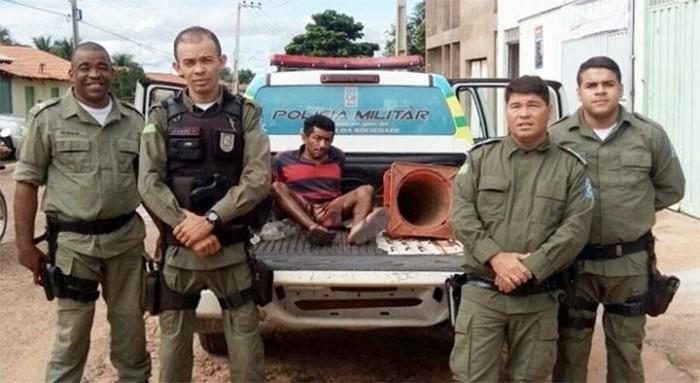Homem é preso após tentar matar ex-mulher em Gilbués