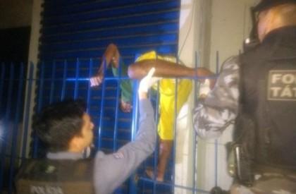Homem tenta roubar Correios de Timon e fica preso...