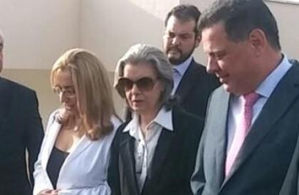 Judiciário tem 'débito enorme com a sociedade', diz Carmém...
