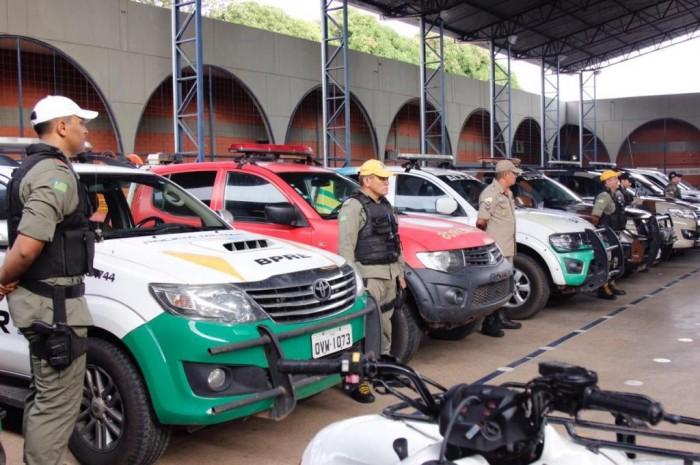 PM lança operação e envia tropas para carnaval no interior