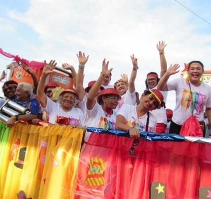 Prefeitura de Teresina divulga programação dos bailes...