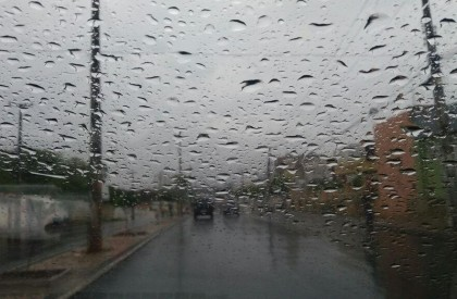 Previsão aponta chuvas frequentes em THE até domingo (25)