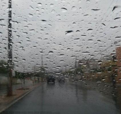 Previsão aponta chuvas frequentes em THE até...