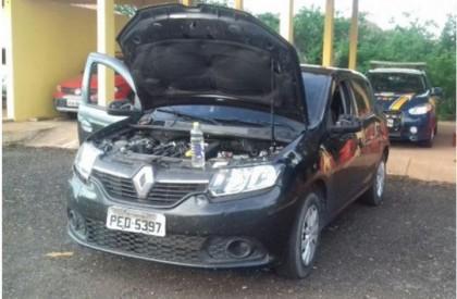 Carro roubado de jornalista em Recife é recuperado em...