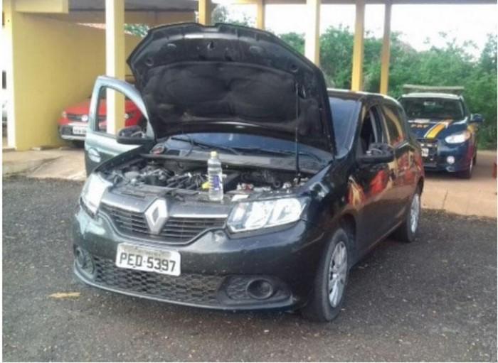 Carro roubado de jornalista em Recife é recuperado em Picos
