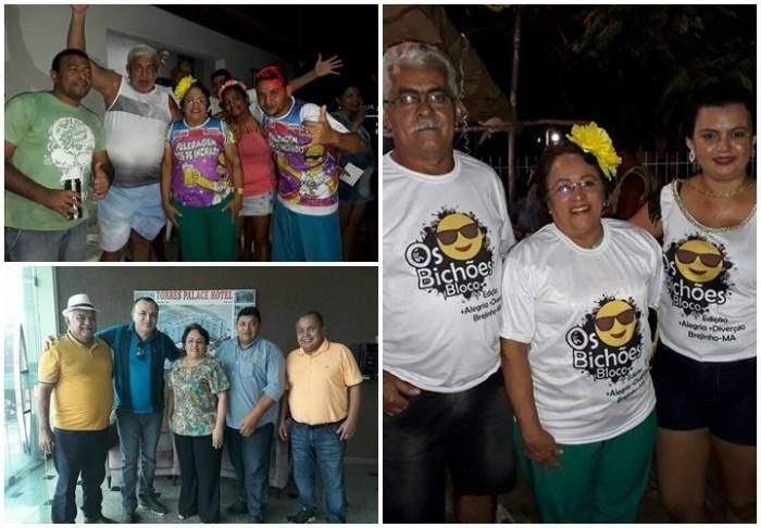Prof. Socorro visita municípios maranhenses durante o carnaval