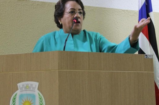 Professora Socorro solicita reparo em estradas da zona rural de Timon