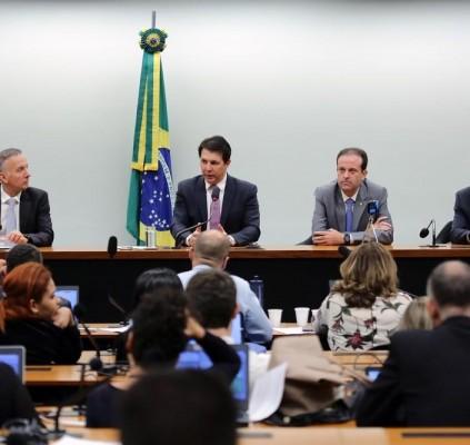 Relator admite possiiblidade de mudança da reforma...