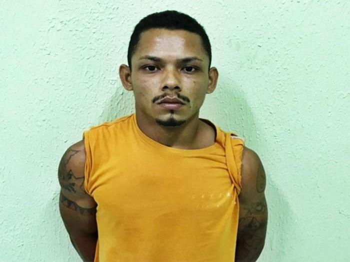 Acusado de matar rival a tiros após briga é preso em Parnaíba