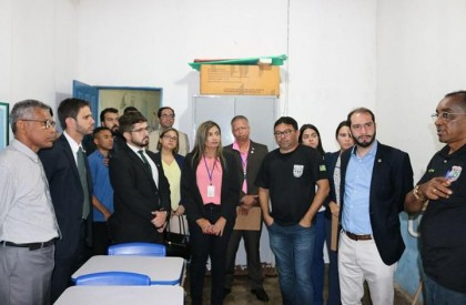 Advogados constatam superlotação na Penitenciária de Floriano