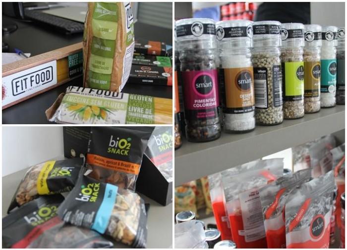 Alimentos naturais chegam como incentivo aos adeptos da vida saudável