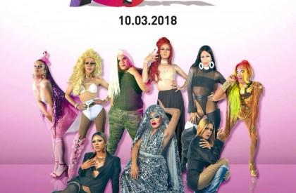 Boate terá competição de drag Queens inspirada em reality...