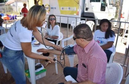 Cidadania em Ação atende população de Barras neste sábado...