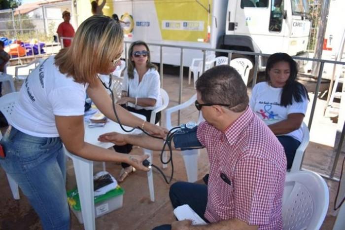 Cidadania em Ação atende população de Barras neste sábado (03)
