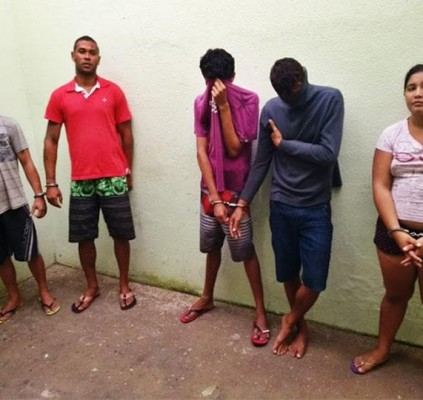 Cinco pessoas são presas acusadas de esquartejar...