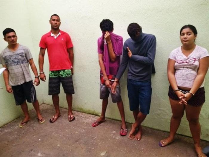 Cinco pessoas são presas acusadas de esquartejar dois homens