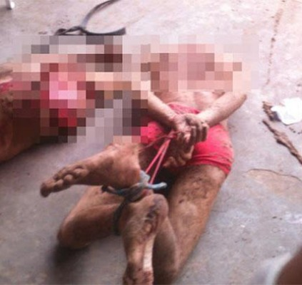 Dois corpos são encontrados decapitados em Parnaíba