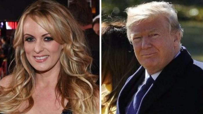 Em entrevista, atriz pornô diz ter tido caso com Trump em 2016