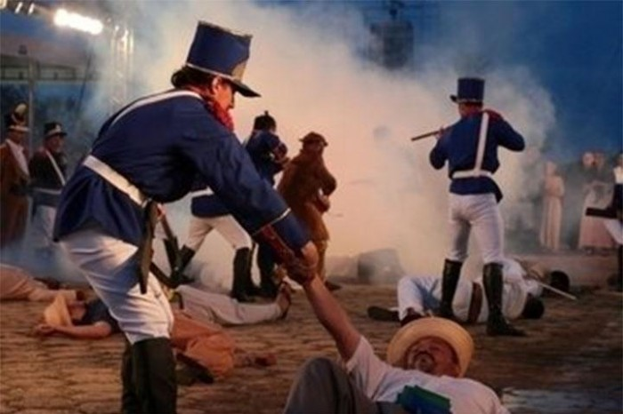 Espetáculo Batalha do Jenipapo será encenado em Campo Maior e Teresina