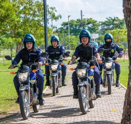 Guarda Municipal apreende mais de 90 porções...