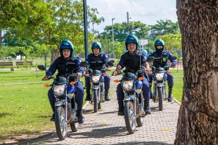 Guarda Municipal apreende mais de 90 porções de drogas em Teresina