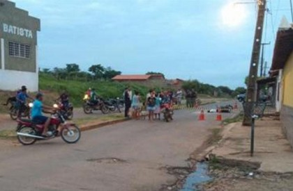 Execução: Homem é assassinado a tiros no município de...