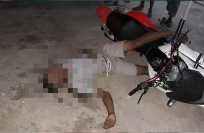 Homem é executado a tiros na zona sul de Teresina