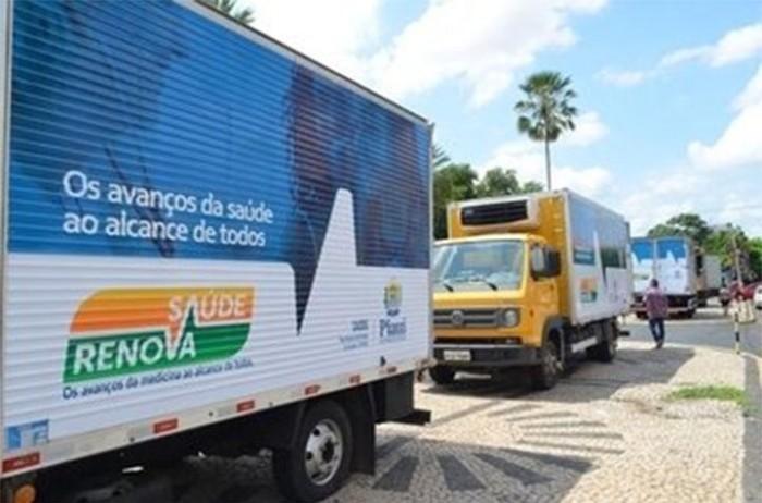 Hospitais de Barras e Esperantina recebem equipamentos novos