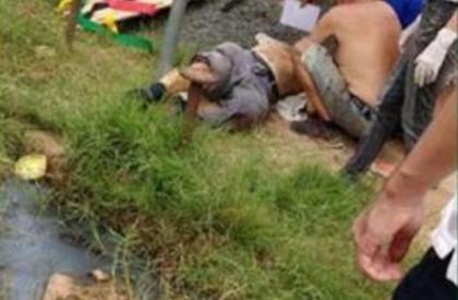Idoso morre em colisão frontal entre duas motocicletas no...