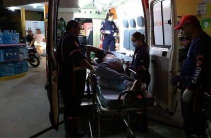 Motociclista é baleado durante tentativa de assalto em Parnaíba