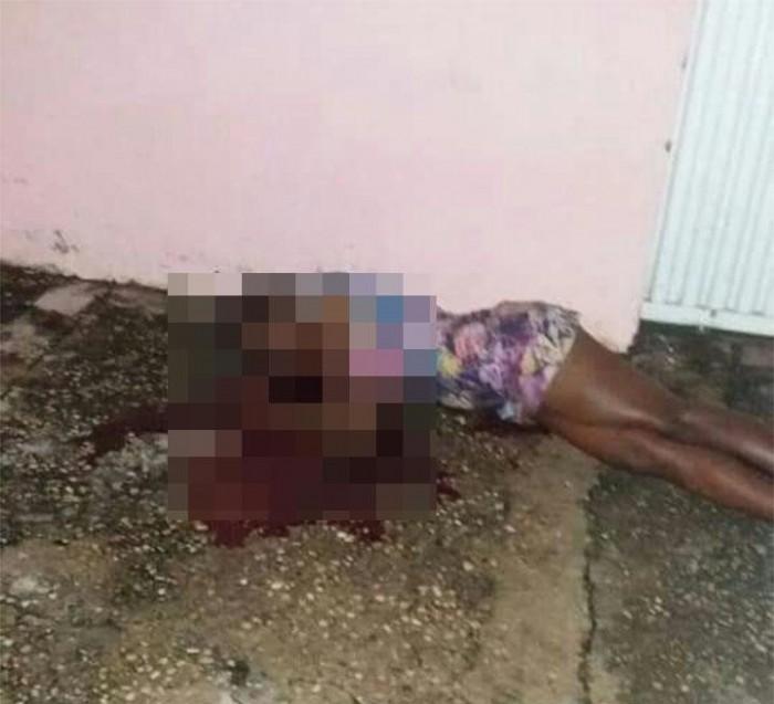 Mulher é executada com seis tiros em Teresina
