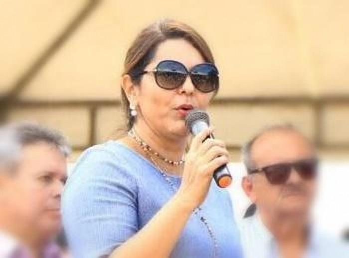 Nome de Janaína Marques ganha força para vaga de vice em chapa