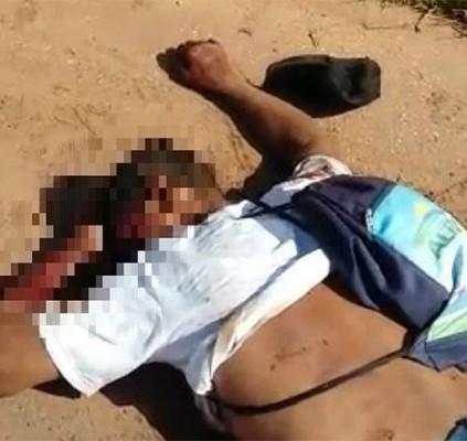 Pedestre morre após ser atropelado por motocicleta...