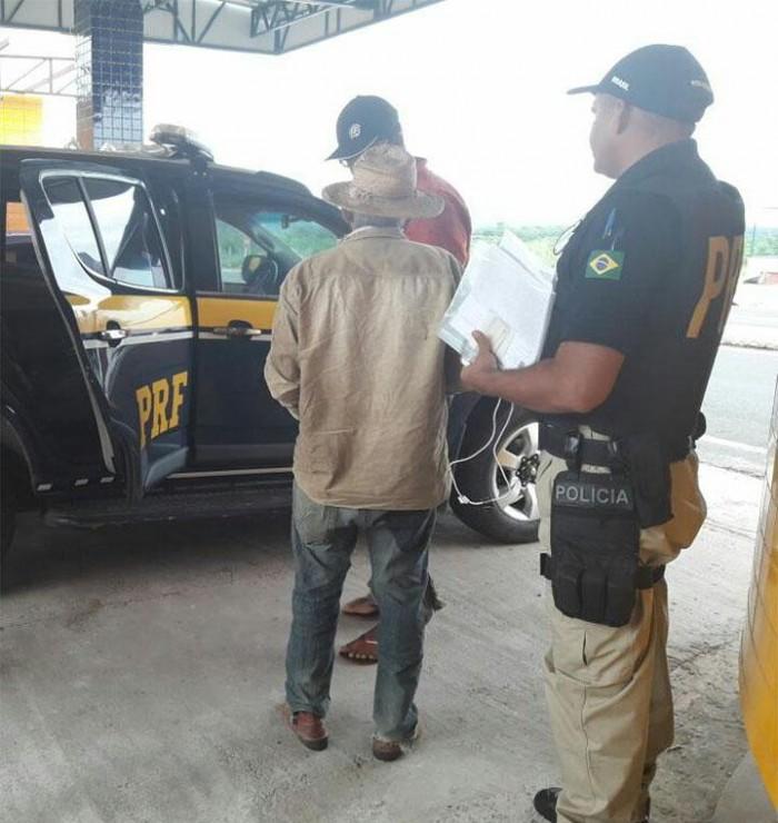 Polícia prende homem acusado de estupro em Piripiri