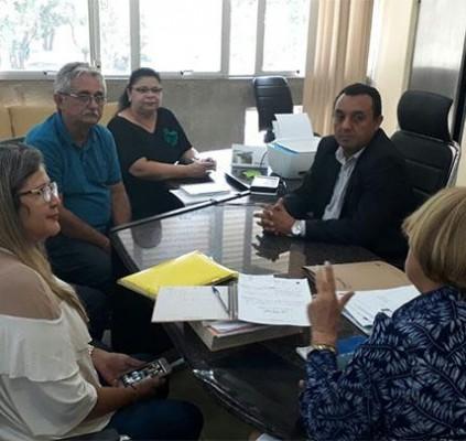 Prefeitura de Barras e Uespi discutem convênio...